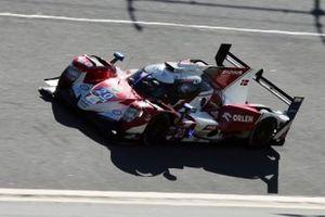 #20 High Class Racing ORECA LMP2 07: Dennis Andersen, Anders Fjordbach, Ferdinand Habsburg, Robert Kubica