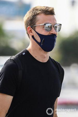 Daniil Kvyat, AlphaTauri