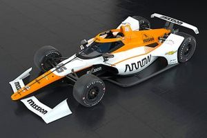 Juan Pablo Montoya, Arrow McLaren SP-Chevrolet
