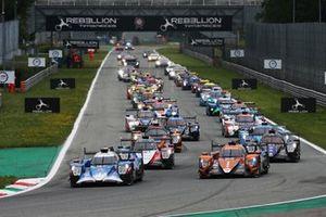 #37 Cool Racing Oreca 07 Gibson: Nicolas Lapierre, Antonin Borga, Alexandre Coigny leads