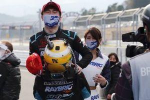 山本尚貴 Naoki Yamamoto、牧野任祐 Tadasuke Makino(#100 RAYBRIG NSX-GT)