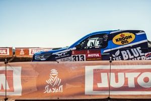 #313 Erik van Loon, Sebastien Delaunay, Overdrive Racing