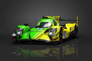 Inter Europol Competition Oreca LMP2