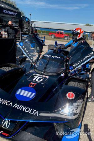 #10 Wayne Taylor Racing Acura ARX-05 DPi