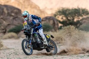 #42 Monster Energy Yamaha Rally Team: Adrien Van Beveren