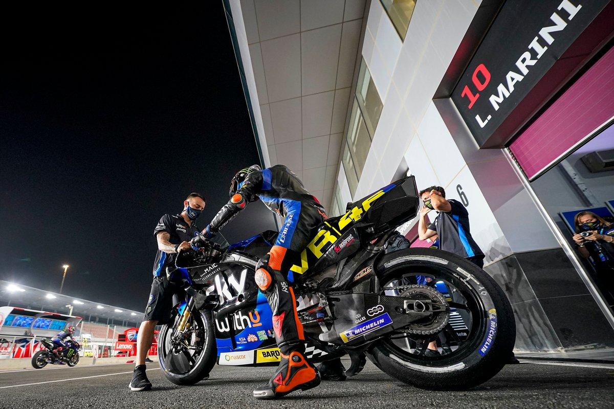 Luca Marini, Esponsorama Racing