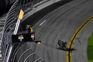 Hailie Deegan, Team DGR, Ford F-150 Monster Energy finishes.
