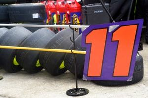 Startnummer 11: Denny Hamlin, Joe Gibbs Racing