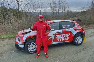 Paolo Andreucci, Citroen C3 Rally2