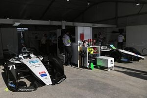 Auto di Norman Nato, Venturi Racing, Silver Arrow 02, Edoardo Mortara, Venturi Racing, Silver Arrow 02