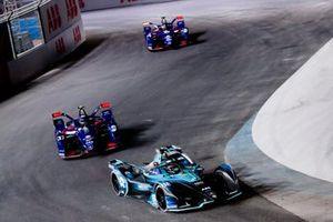 Tom Blomqvist, NIO 333, NIO 333 001, Nick Cassidy, Envision Virgin Racing, Audi e-tron FE07, Robin Frijns, Envision Virgin Racing, Audi e-tron FE07