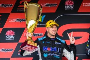 Podium: second place Chaz Mostert, Walkinshaw Andretti United