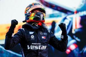 Stoffel Vandoorne, Mercedes Benz EQ, 1st position