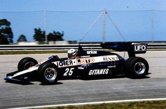François Hesnault, Ligier JS23 Renault