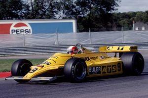 Marc Surer, ATS D4 Ford