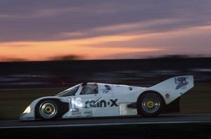 Rob Dyson, James Weaver, Price Cobb, Elliot Forbes-Robinson, Porsche 962C