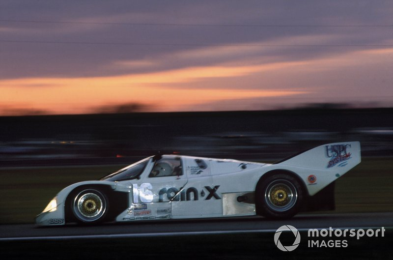 Daytona 24 1993: Rob Dyson, James Weaver, Price Cobb, Elliot Forbes-Robinson, Porsche 962C