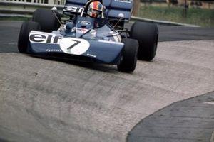 Francois Cevert, Tyrrell 002-Ford