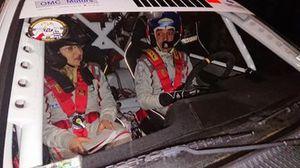 Bryan Bouffier, Beata Bublewicz, Ford Sierra RS Cosworth