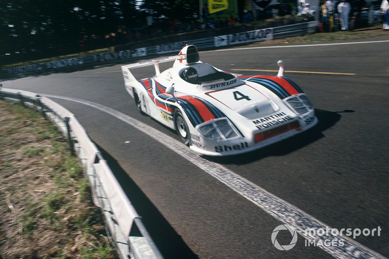 Юрген Барт, Хёрли Хэйвуд и Жаки Икс, Porsche 936/77