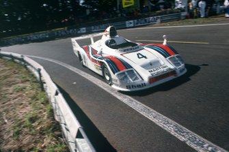 Jürgen Barth, Hurley Haywood, Jacky Ickx, Porsche 936/77