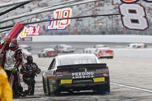 Tyler Reddick, Richard Childress Racing, Feeding America Chevrolet Camaro