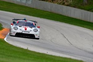 #912 Porsche GT Team Porsche 911 RSR - 19, GTLM: Laurens Vanthoor, Earl Bamber, 2020, Peter Burke