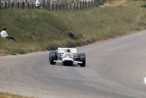 Graham Hill, Lotus 49C Ford