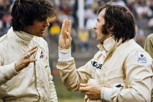 Francois Cevert, Tyrrell, Jackie Stewart, Tyrrell