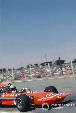 Mario Andretti, March 701-Ford