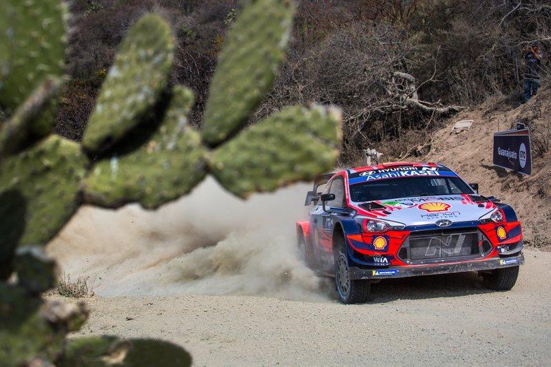 Дани Сордо и Карлос Дель Барио, Hyundai Motorsport Hyundai i20 Coupe WRC