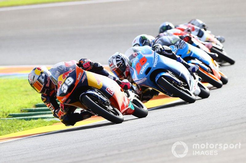 Luis Salom 7 victorias con KTM