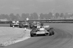 Graham Hill, Brabham BT34, Mike Beuttler, March 711, Ronnie Peterson, March 711, Henri Pescarolo, March 711