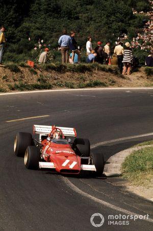 Ignazio Giunti, Ferrari 312B