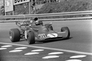 Jackie Stewart, Tyrrell 005 Ford