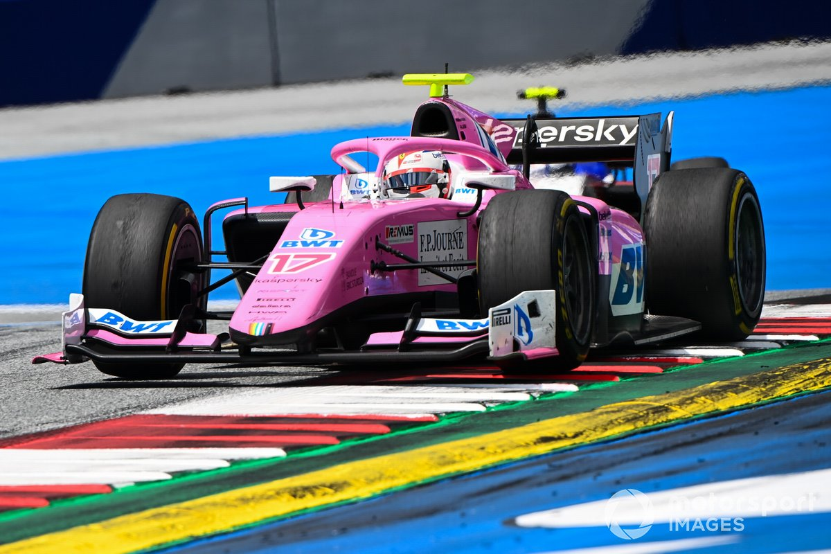 Giuliano Alesi, HWA Racelab