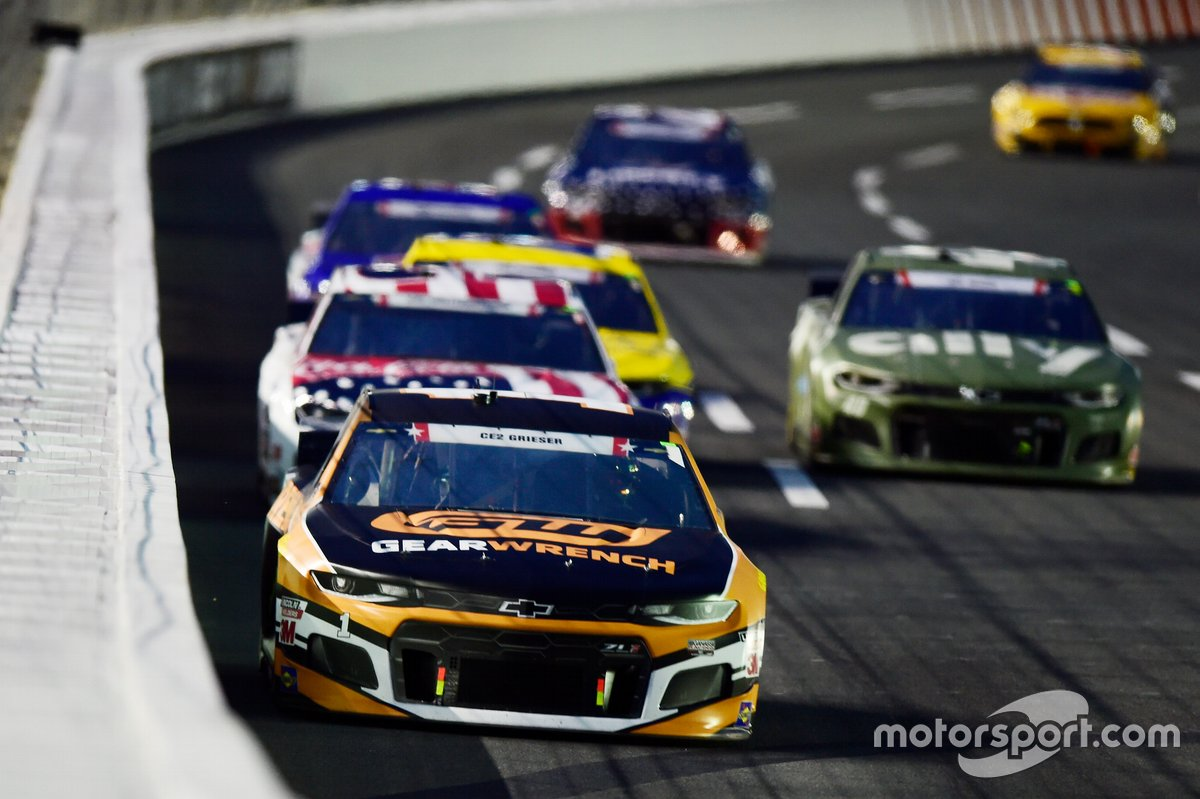 Kurt Busch, Chip Ganassi Racing, Chevrolet Camaro