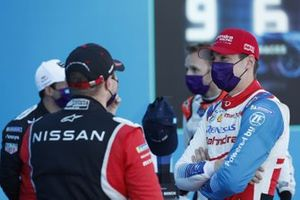 Alex Lynn, Mahindra Racing, Oliver Rowland, Nissan e.Dams
