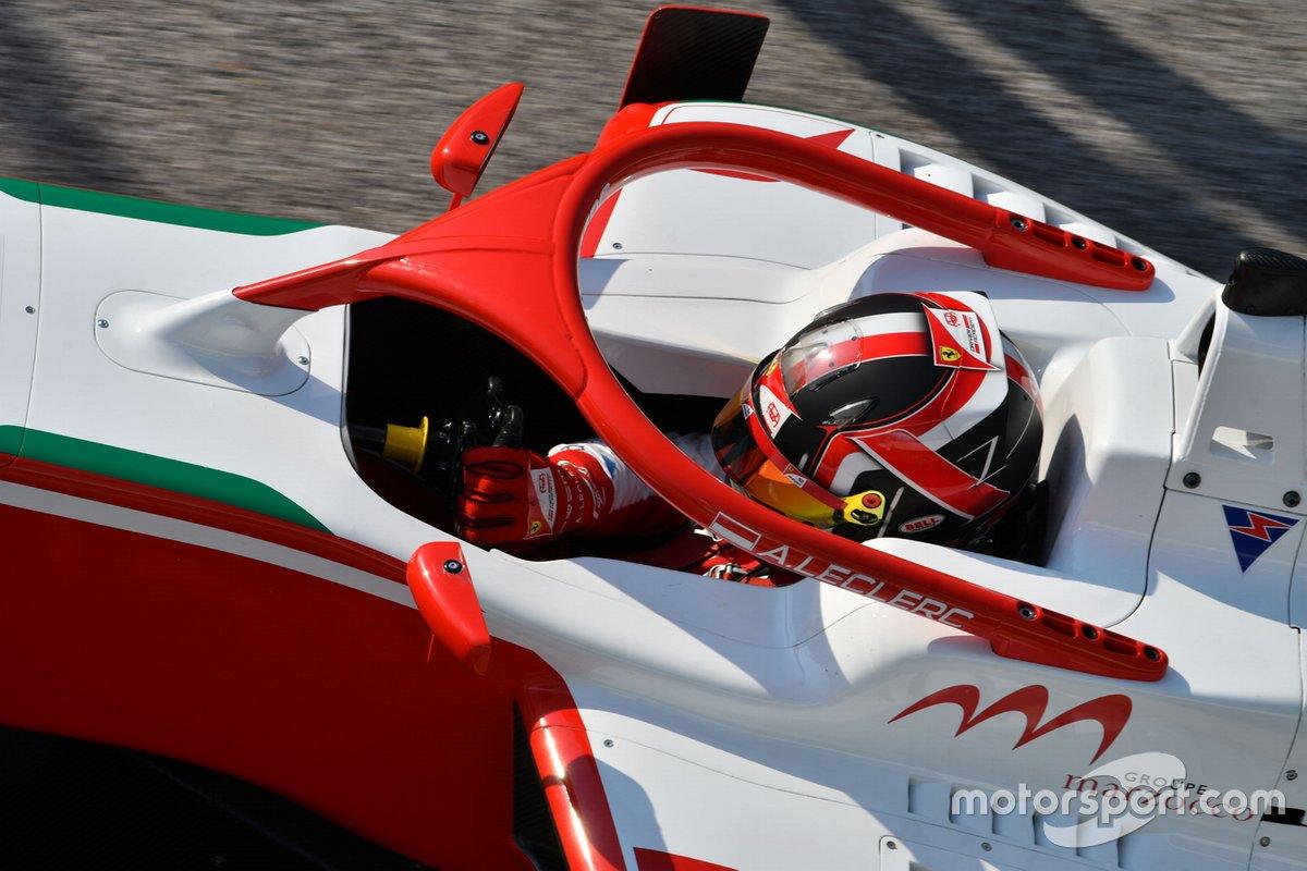 Arthur Leclerc, F3 Tatuus 318 AR #14, Prema Powerteam