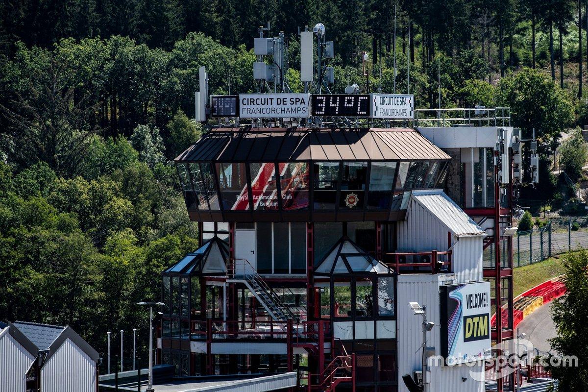 Il circuto di Spa-Francorchamps