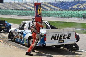 Natalie Decker, Niece Motorsports, Ruedebusch Development Chevrolet Silverado