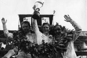 Pierre Courage, Jochen Rindt, Tino Brambilla