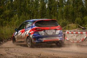 Kuba Greguła, Grzegorz Dachowski, Ford Fiesta Rally4