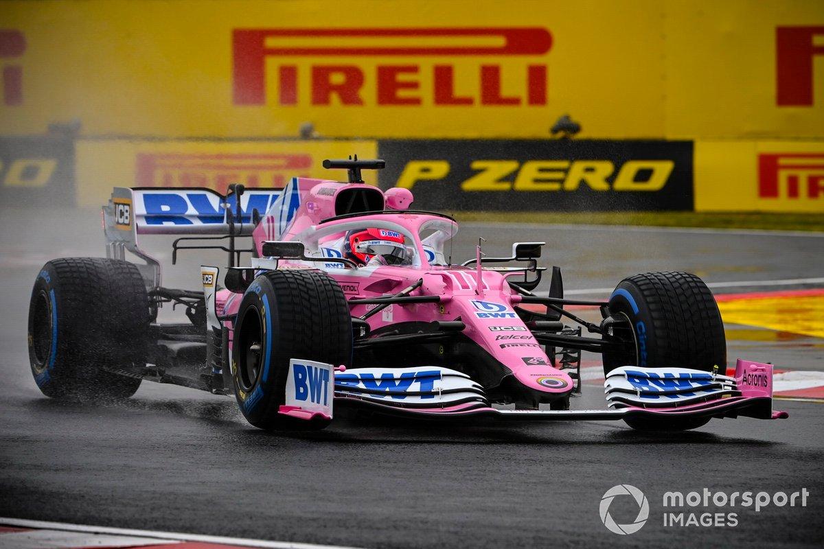 Sergio Perez, Racing Point RP20