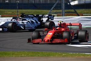 Charles Leclerc, Ferrari SF1000, Daniil Kvyat, AlphaTauri AT01