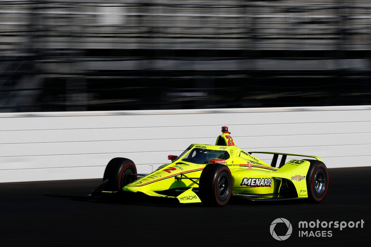#22 Simon Pagenaud, Team Penske – Chevrolet