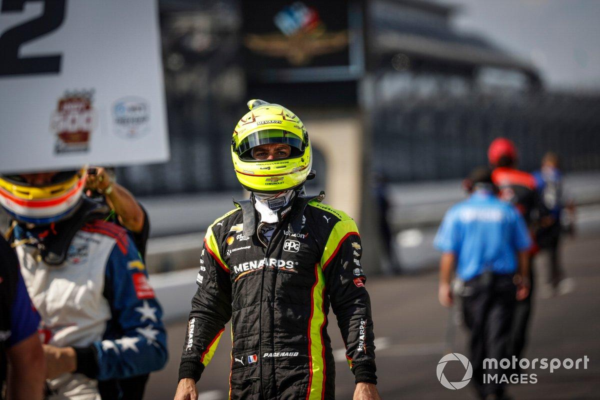 Simon Pagenaud, Team Penske Chevrolet