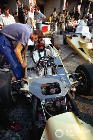 Emerson Fittipaldi, Lotus 72D Ford
