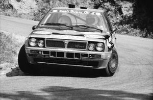 Yves Loubet, Jean-Marc Andrie, Lancia Delta Integrale