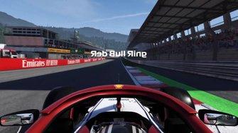 Omgekeerde Red Bull Ring in F1 2019